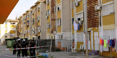 Siebenjährige erschossen Sevilla