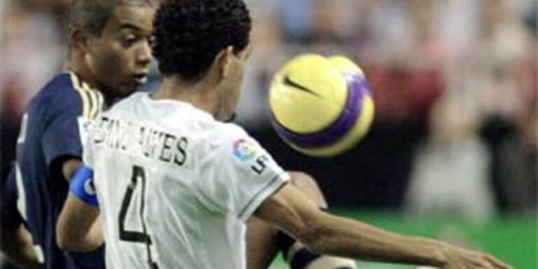 Krawalle bei Spiel FC Sevilla gegen Real Madrid