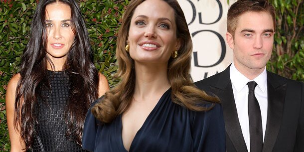 Brad Pitt ber Angelina Jolie: Sie ist kein Engel im Bett