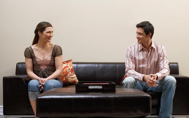 Dating-Timeline ersten Kuss