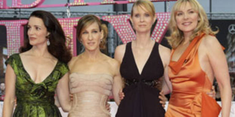 """""""Sex and the City""""-Premiere in Berlin"""