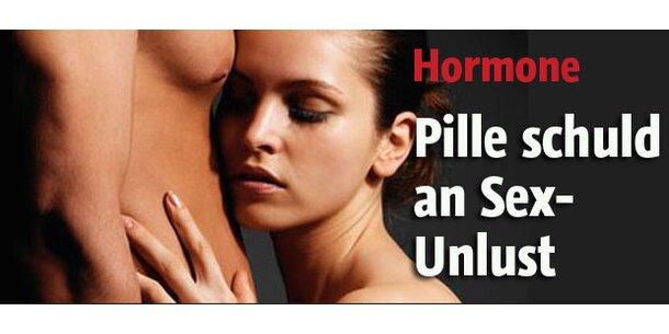 Pille schuld an Sex-Unlust bei Frauen