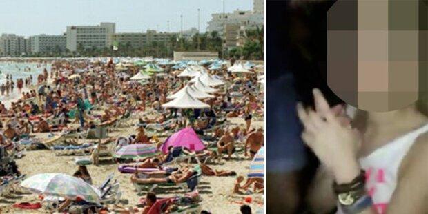Sex-Gewinnspiel schockt Mallorca