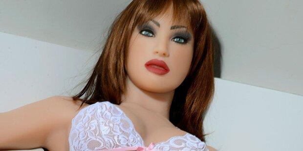 Neue Sex-Roboter real wie nie