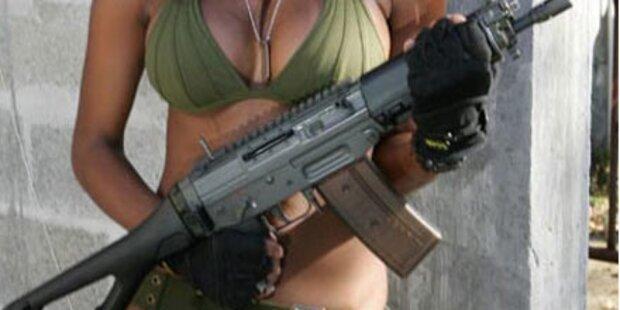 Bande setzt auf sexy Frauen als Killer