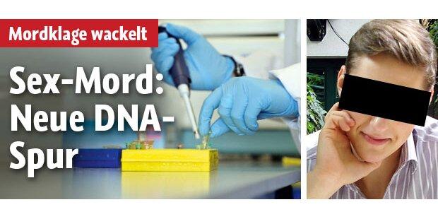 Neue DNA-Spur - Mordanklage wackelt