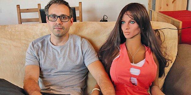 Wirbel um zerstörte Sexpuppe in Linz