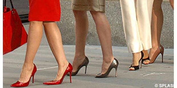 Studie: Stilettos stimulieren Frauen