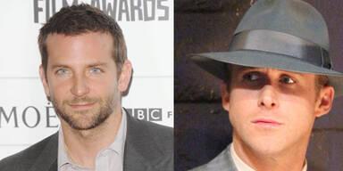Ryan Gosling, Bradley Cooper