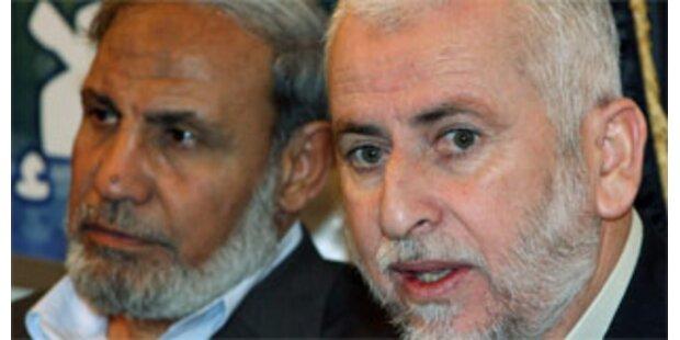 Hamas-Innenminister Seyyam bei Angriff getötet