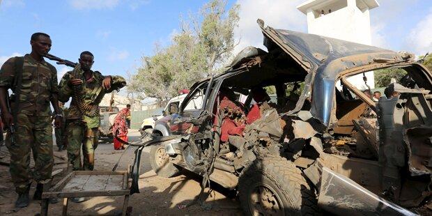 US-Luftangriff gegen Al-Shabaab-Chef
