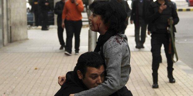 Feiger Mord schockt Ägypten