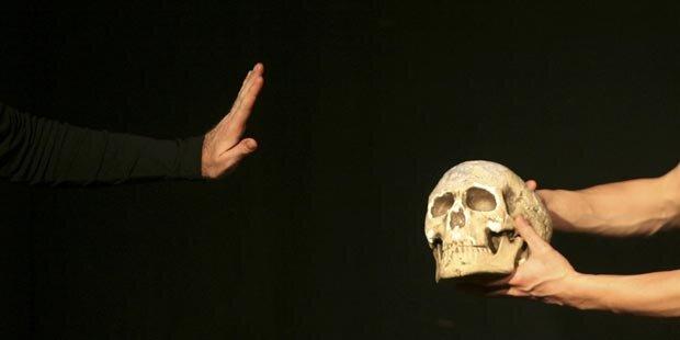 Shakespeares Kopf aus Grab gestohlen?