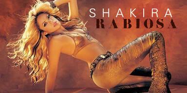 """Shakira: Musikvideo """"Rabiosa"""""""