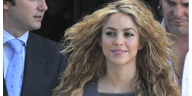 Obama holt Shakira ins Weiße Haus