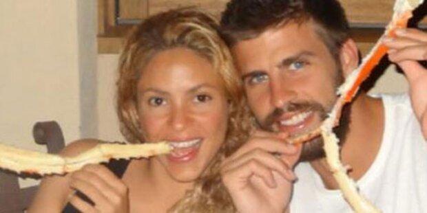 Trennungsgerüchte: Aus für Shakira und Piqué?
