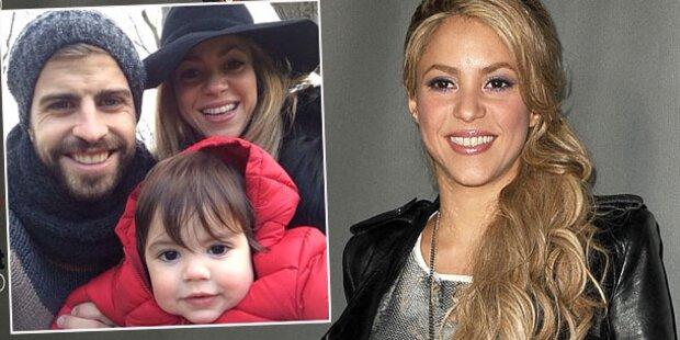 Shakira & Piqué: Von wegen Trennung