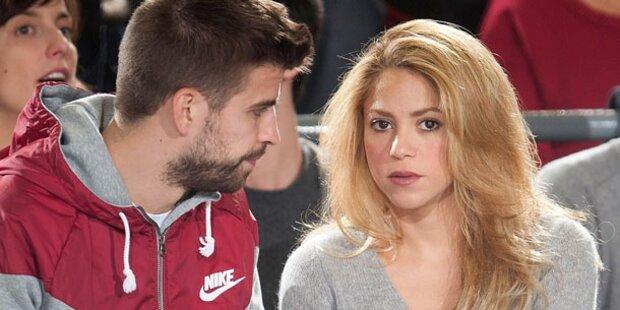 Shakira: Piqué erteilt ihr Männer-Verbot