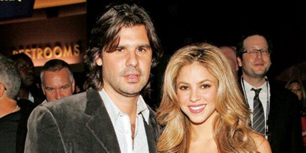 Shakira: Split wegen Kicker