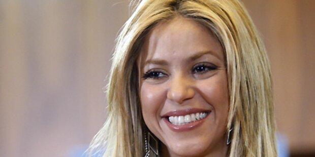 Shakira geht auf große Europa-Tour