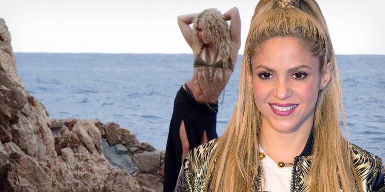 So trainiert Shakira ihren Wahnsinnsbauch