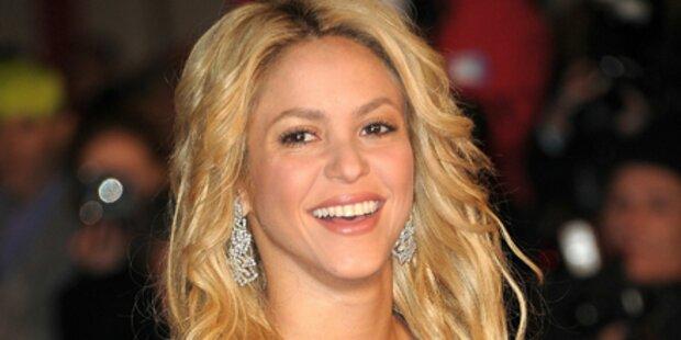 Shakira räumt in Cannes ab