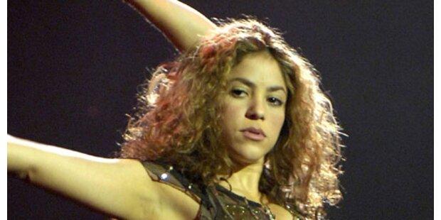 Geburtstagskind des Tages: Shakira