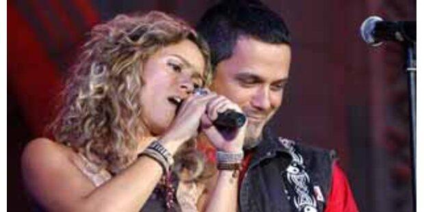 Shakiras flotter Dreier als Sex-Tape?