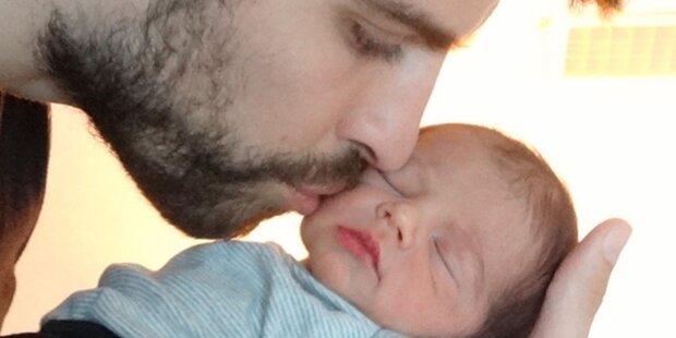 Erstes Foto von Shakiras Baby