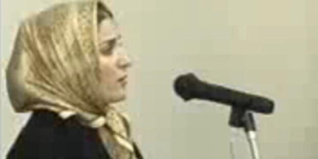 Frau im Iran wegen Mordes hingerichtet
