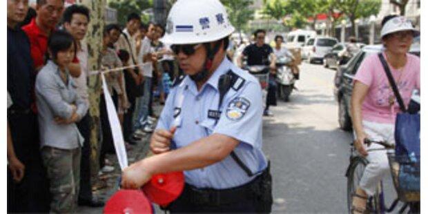 28-Jähriger erstach 5 Polizisten in Shanghai