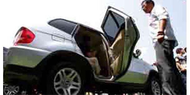 Importeur muss BMW-Kopien vernichten