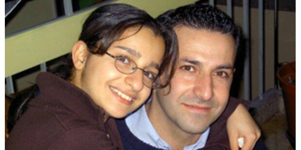 Familie Sharifi freut sich auf glückliches Fest