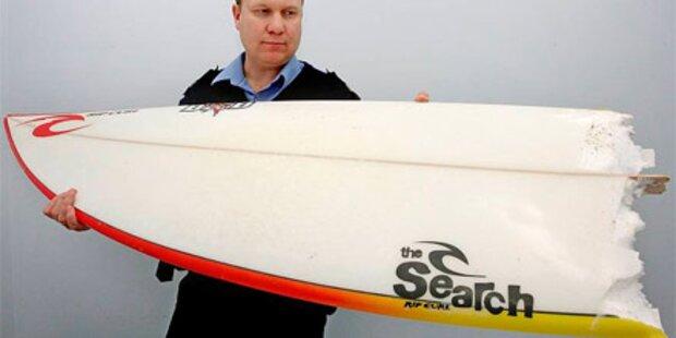 Hai tötete Surfer vor Australien
