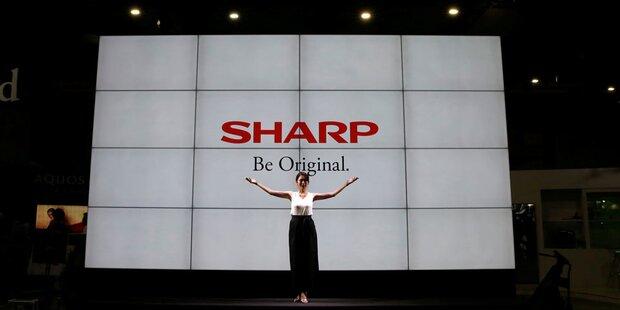 Sharp will die 8K-Technik pushen