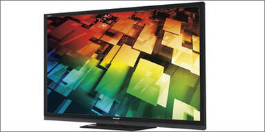 Der größte LCD HD-TV für Privatanwender