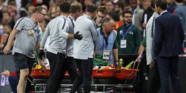 Nach Schreckmoment: Jetzt spricht England-Star Shaw