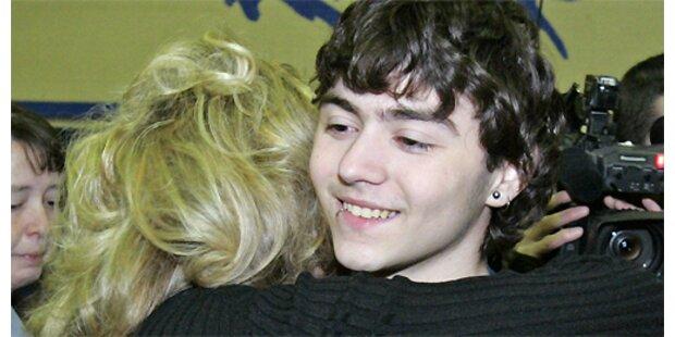 Entführter Teenager rief in E-Mail um Hilfe