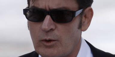 """Jetzt spricht Sheen: """"Keine Panik"""""""