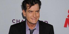 Charlie Sheen: Ex wusste von HIV-Infektion