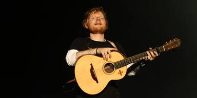 Sheeran bricht heute alle Ticket-Rekorde