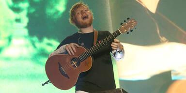 Sheeran: Zusatz-Konzert in Wien ist fix