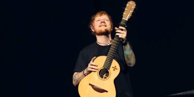 Sheeran: 5Millionen für 210 Minuten