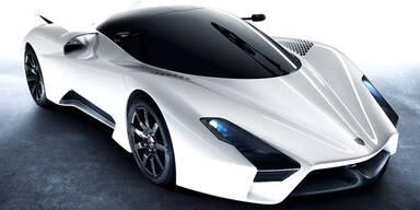 Shelby SC Tuatara soll 440 km/h erreichen