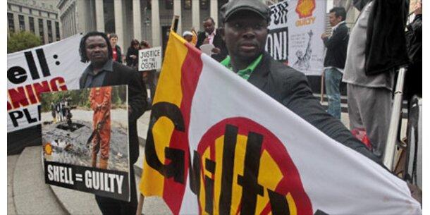 Shell zahlt Millionen-Entschädigung