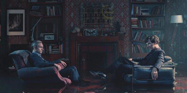 Dieses Sherlock-Foto zeigt eine Sensation
