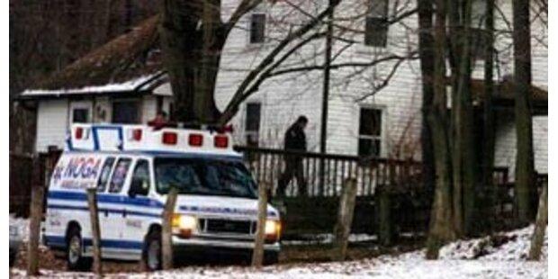 Bub erschoss Vaters Freundin - und ging zur Schule