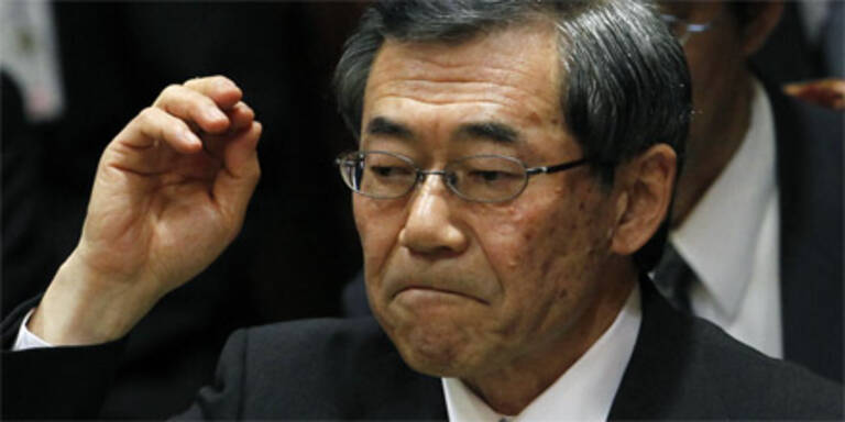 Fukushima: AKW-Chef tritt zurück