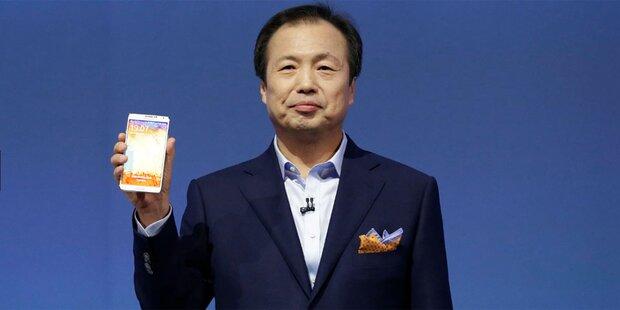 Samsung avisiert Rekord-Gewinn