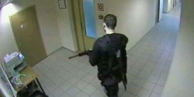 Verliebter Russe läuft Amok: 6 Tote